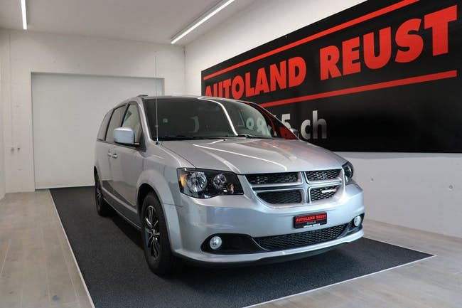 van Dodge Grand Caravan 3.6L V6 GT Premium
