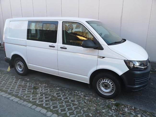 bus VW T6 2.0 TDI 4Motion