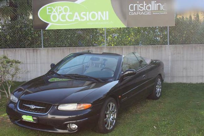 cabriolet Chrysler Stratus Chrysler 2.5 V6 Limited