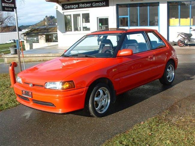 Mazda 323 1.6i 16V Ultra 74'000 km CHF4'500 - buy on carforyou.ch - 1