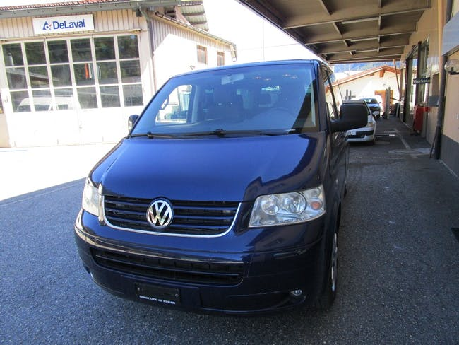 bus VW T5 Multivan 2.5 TDI 131 Highline
