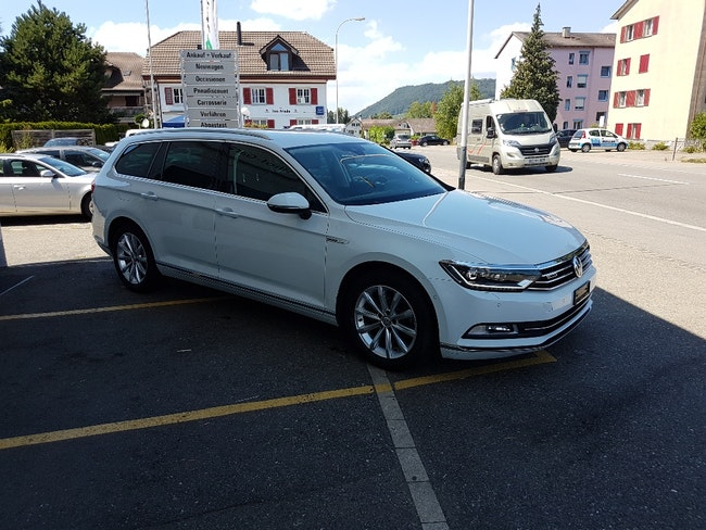 estate VW Passat Variant 2.0 TDI 190 SCR Highl. DSG 4m