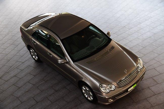saloon Mercedes-Benz C-Klasse C 280 Elégance 4Matic Automatic