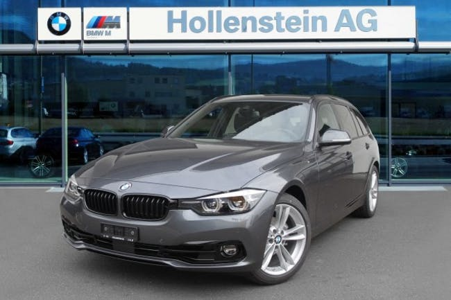 estate BMW 3er 320i xDrive Touring EdSpo