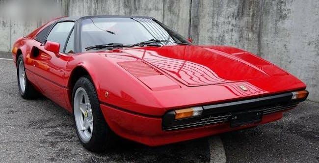 cabriolet Ferrari 308 FERRARI GTSi Targa, Motor revidiert!