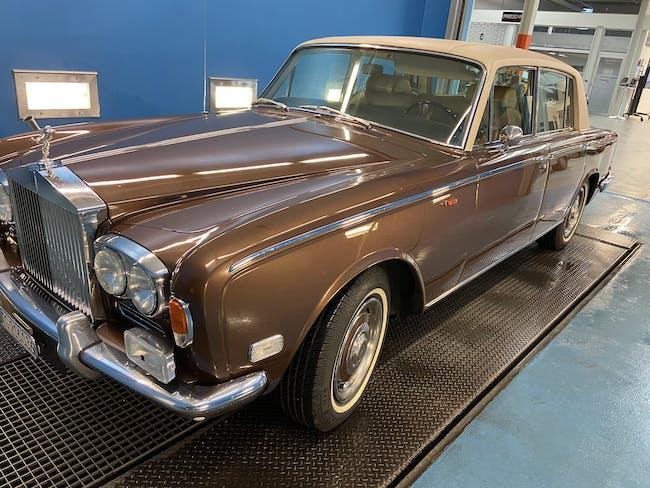 saloon Rolls Royce Silver Shadow