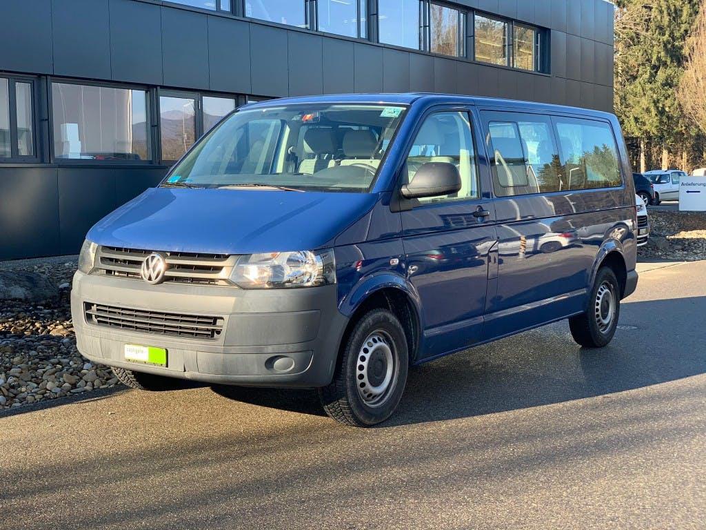 bus VW T5 2.0 TDI BMT