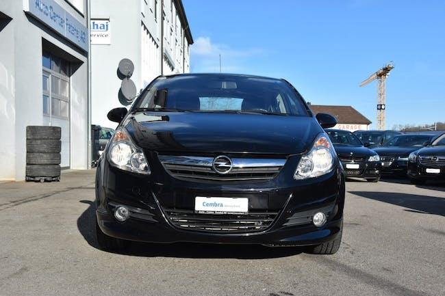 saloon Opel Corsa 1.6 Turbo OPC Line GSi