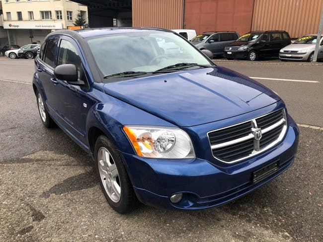 saloon Dodge Caliber 2.0 SXT CVT