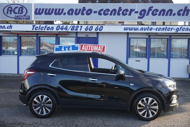 suv Opel Mokka X 1.4i T Excell 4WD