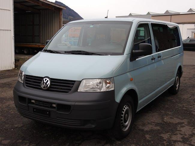 bus VW T5 Caravelle Comfort 2.5TDI PD 4M