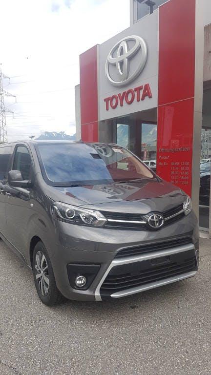 bus Toyota Proace 2.0 D Trend 4x4