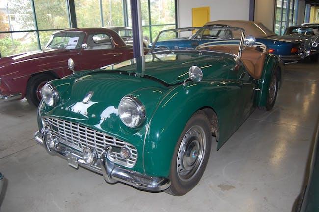cabriolet Triumph TR3 A