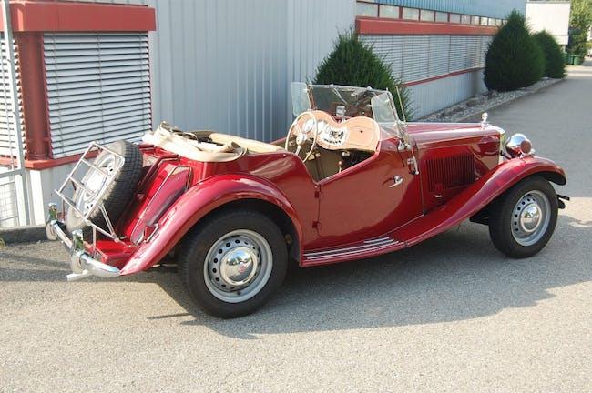 cabriolet MG TD TD