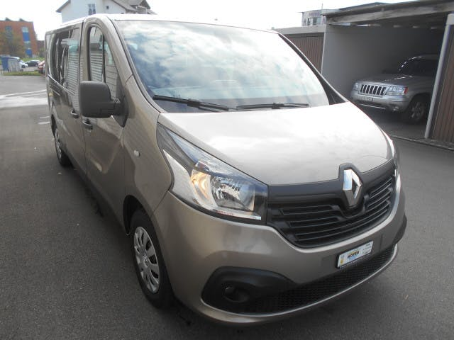 bus Renault Trafic Grand Pass.Express