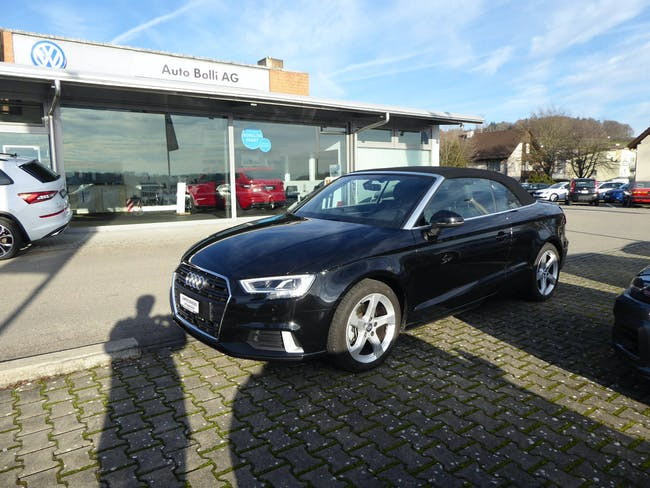 cabriolet Audi A3 Cabriolet 1.5 35 TFSI Sport S-Tronic