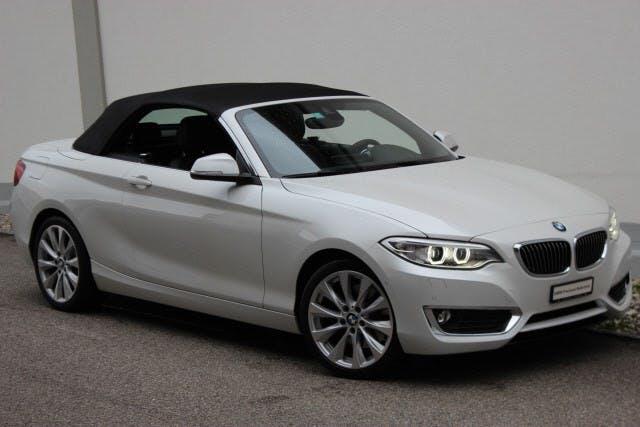 cabriolet BMW 2er 230i Luxury Line
