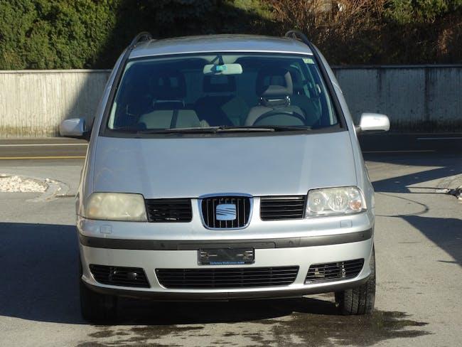 van SEAT Alhambra 1.9 TDI Reference