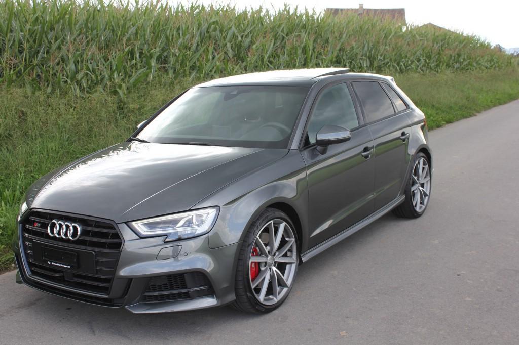 Used Audi S3 2.0 tfsi