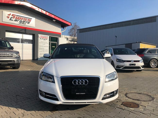 cabriolet Audi A3 Cabriolet 1.8 TFSI S Line