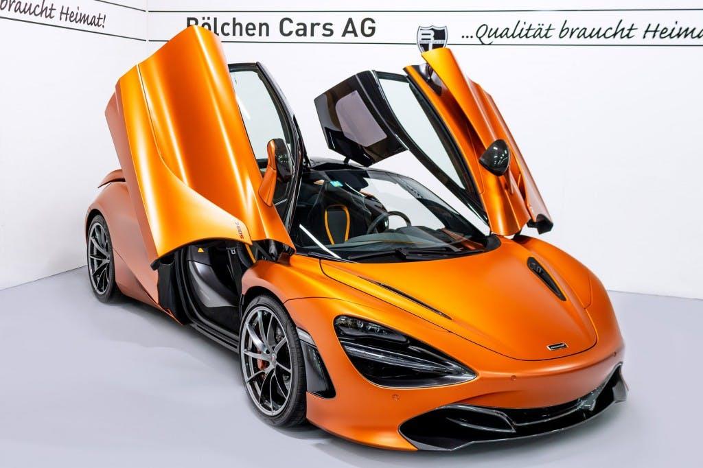 coupe McLaren 720S Coupé Performance 4.0 V8 SSG