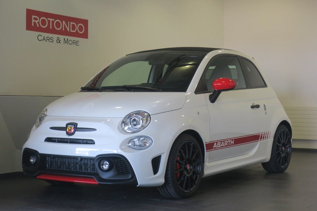 cabriolet Fiat Abarth 595 595C 1.4 16V Turbo Abarth esseesse Dualogic