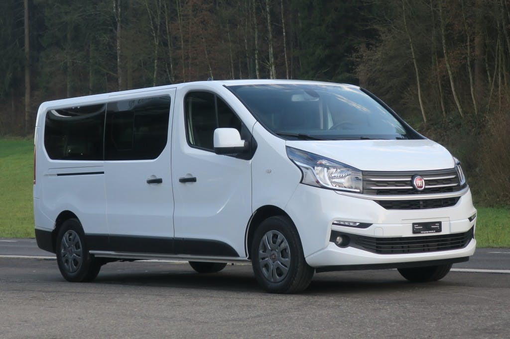 bus Fiat Talento 29 2.0 Eco L2H1 9 Plätze Swiss