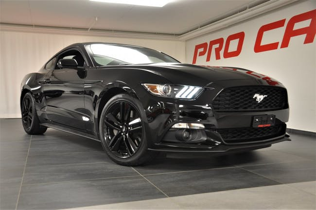 coupe Ford Mustang Fastback 2.3 Recaro