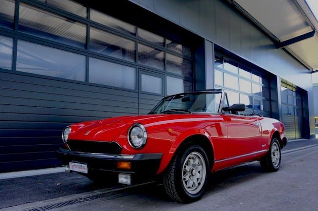 cabriolet Fiat Spider 124 Spider Pininfarina