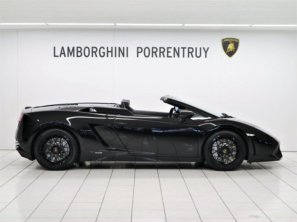 cabriolet Lamborghini Gallardo LP560-4 Spyder E-Gear