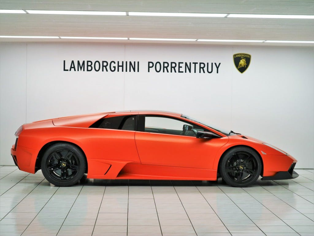 coupe Lamborghini Murciélago LP640-4 Cpé