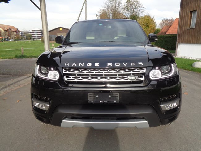 suv Land Rover Range Rover Sport 4.4 SDV8 Autobiography Dynamic A