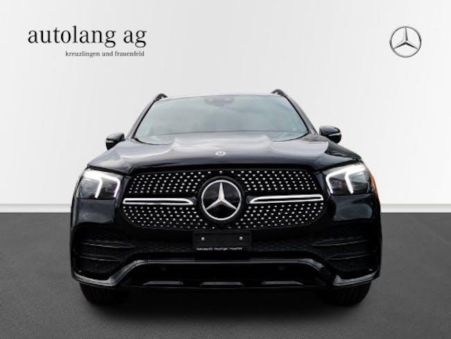suv Mercedes-Benz GLE-Klasse GLE 350 d AMG Line 4Matic