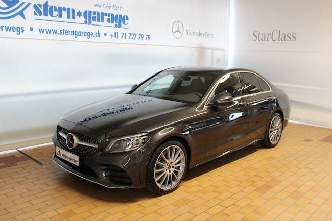 saloon Mercedes-Benz C-Klasse C 300 d 4Matic AMG Line