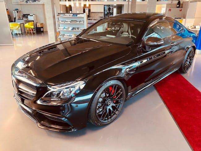coupe Mercedes-Benz C-Klasse C 63 S AMG Speedshift