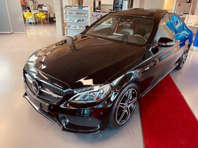 saloon Mercedes-Benz C-Klasse C 43 AMG 4Matic 9G-Tronic