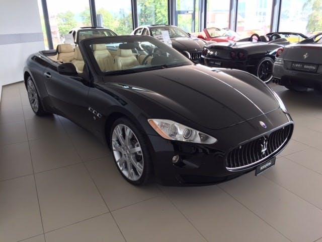 cabriolet Maserati GranCabrio/Granturismo GranCabrio