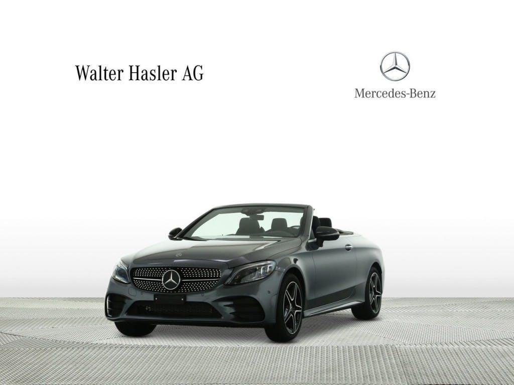 cabriolet Mercedes-Benz C-Klasse C 200 AMG Line Cabriolet 4Matic 9G-Tronic