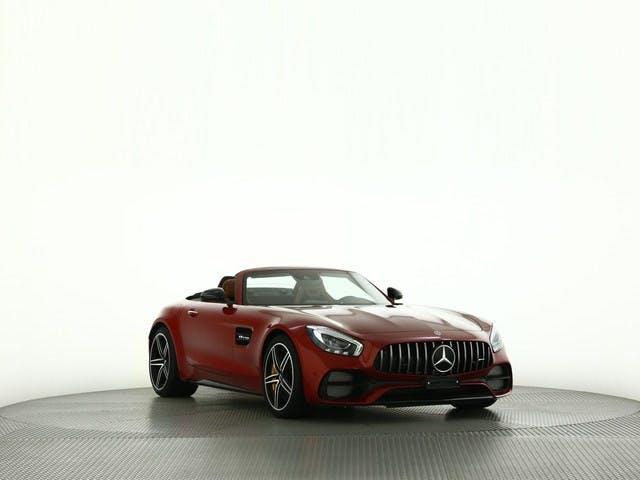 cabriolet Mercedes-Benz GT AMG GT C Roadster Speedshift DCT