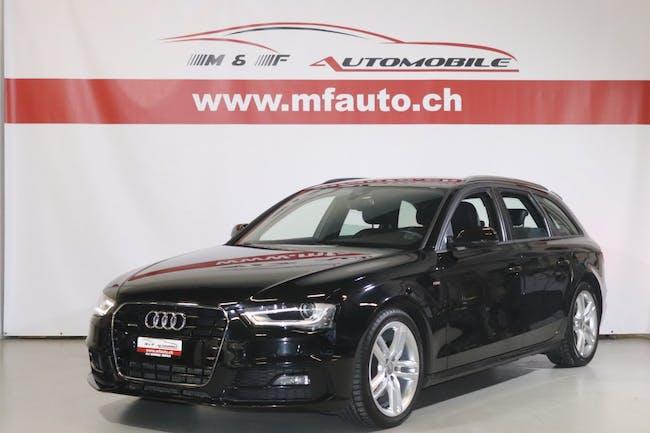 estate Audi A4 Avant 2.0 TDI qua. S-LINE COMPETITION