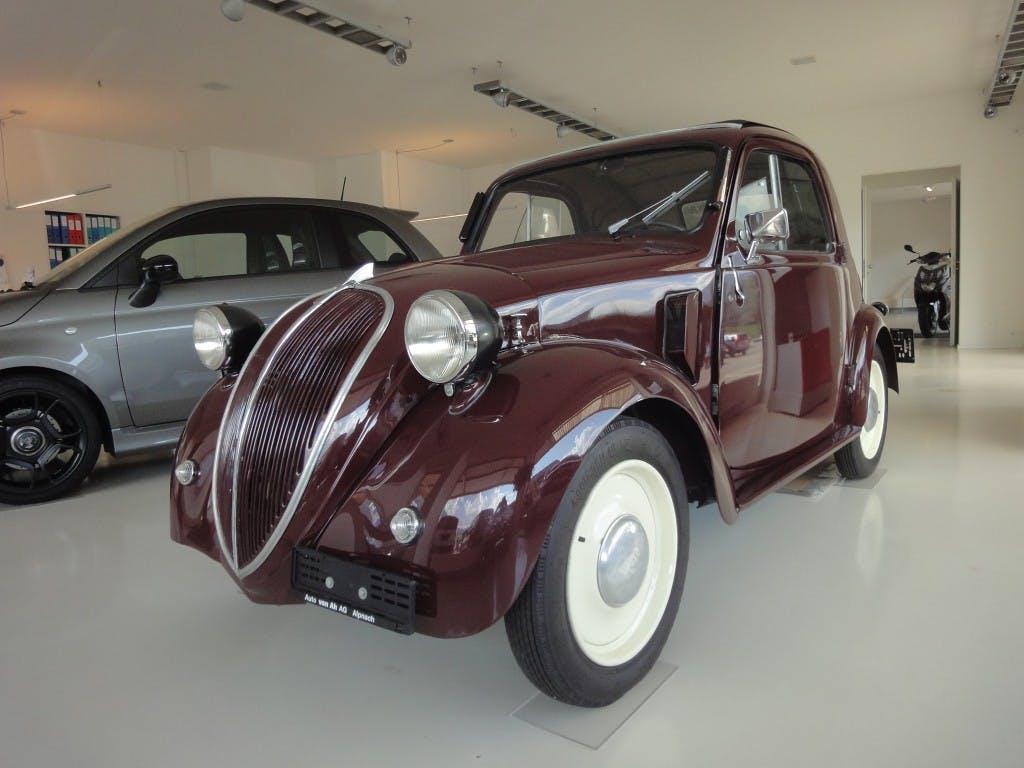 cabriolet Fiat 500 Topolino B