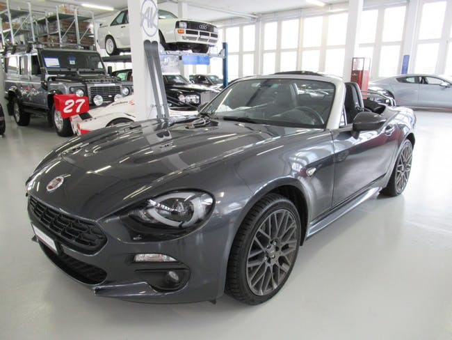 cabriolet Fiat 124 Spider Lusso Automatic Full Options