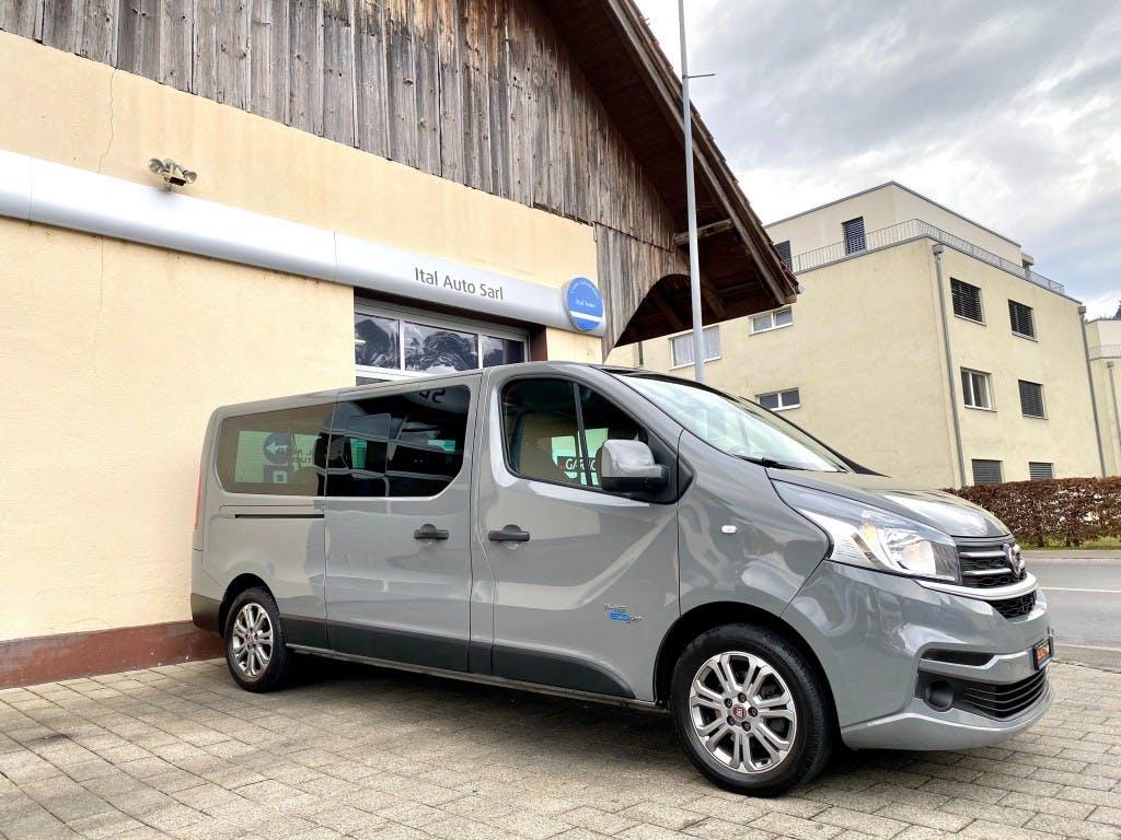 bus Fiat Talento 29 1.6 Eco Swiss L2 8/9 Pl.