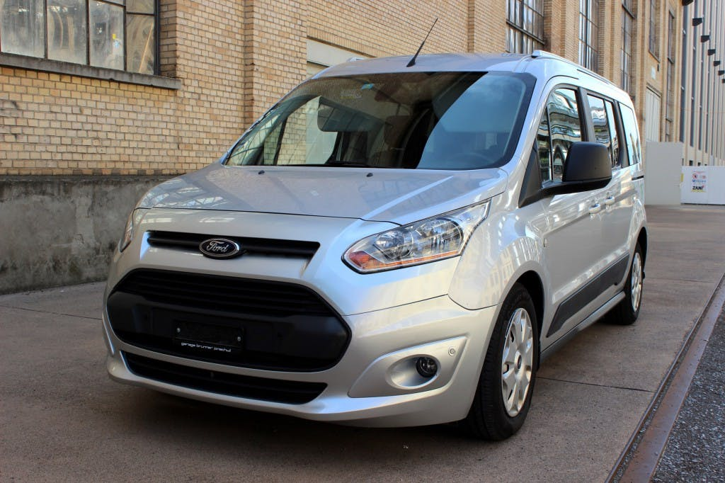 bus Ford Connect Grand Tourneo Connect 1.6 SCTi Trend Automatic