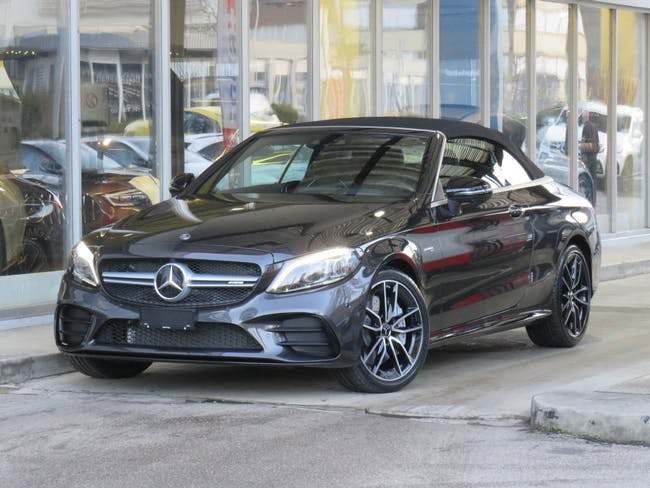 cabriolet Mercedes-Benz C-Klasse C 43 AMG 4matic