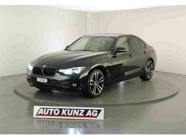 saloon BMW 3er 320 320d Edition Sport Line Automat 190PS