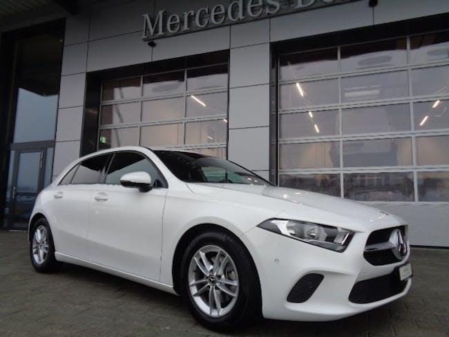 saloon Mercedes-Benz A-Klasse A 180 Style 7G-DCT