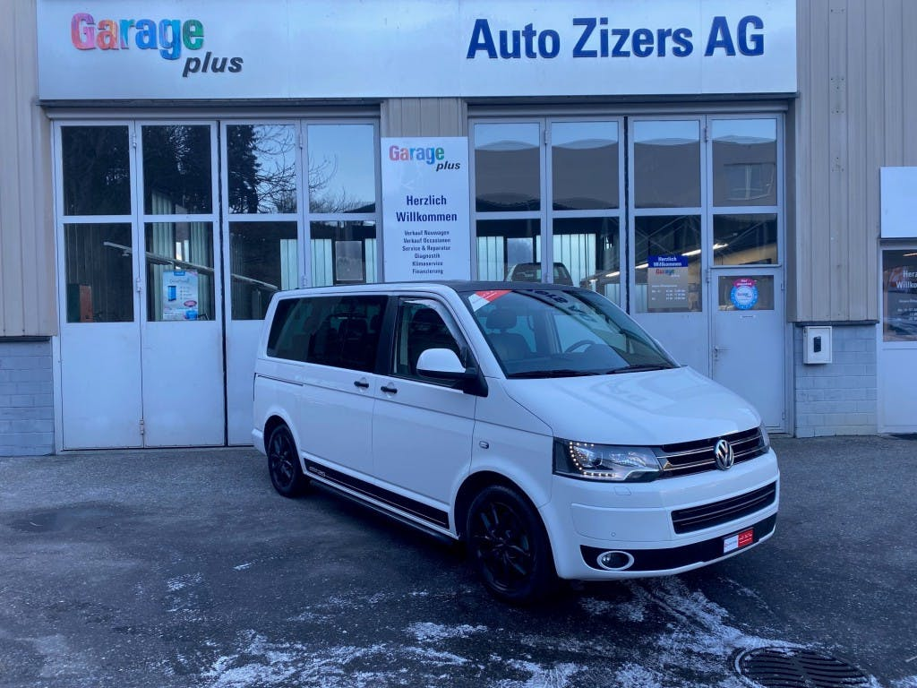 bus VW T5 Multivan 2.0 Bi-TDI CR CL Edition 25 4Mot. DSG