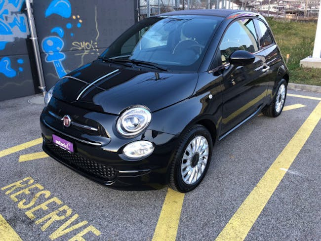 cabriolet Fiat 500 C 0.9 Twinair Lounge