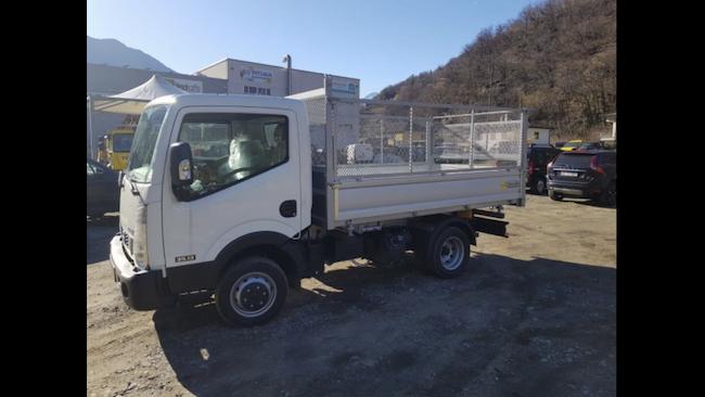 van Nissan NT400 Cabstar Kab.-Ch. 28 L1 3.0 dCi 130 Pro